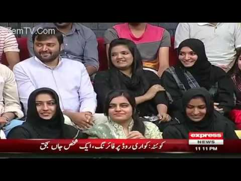 Khabardar with Aftab Iqbal – 7 November 2015 | Express News
