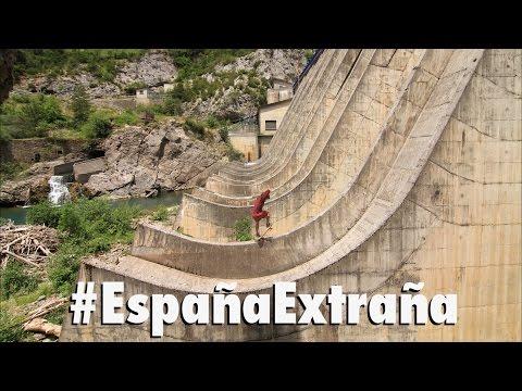 #EspañaExtraña Longboard Adventure