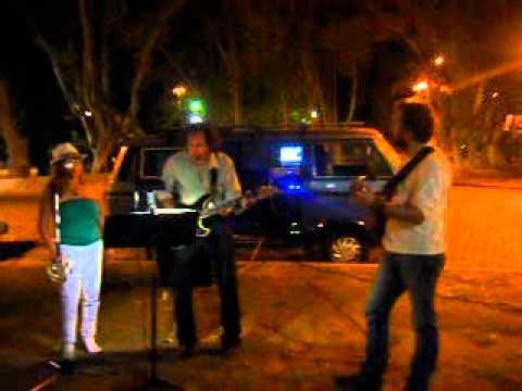 Sin Documentos - Jesús Amaya y Richard Coll, en las calles de Rosario...