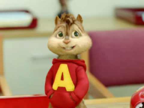 Alvin and the chipmunks 2- You spin me right round
