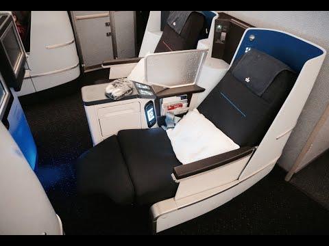 KLM World Business Class Flight Experience: KL810 Jakarta to Kuala Lumpur