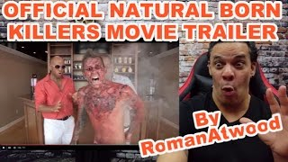 OFFICIAL Natural Born Pranksters MOVIE TRAILER!! Reaction & Review