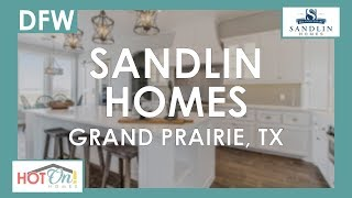 Sandlin Homes at Westchester Crossing in Grand Prairie, TX