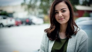 QUT Master of Business (Marketing) student, Emma Lamkin