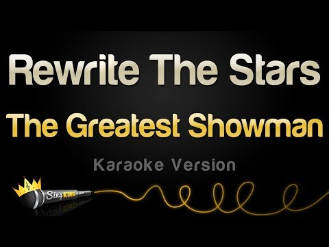Download  The Greatest Showman - Rewrite The Stars Karaoke Version Gratis, download lagu terbaru