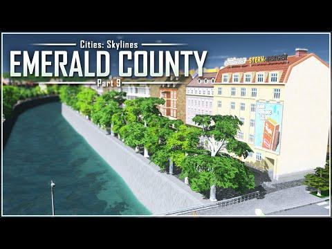 Cities: Skylines - Emerald County | Part 9