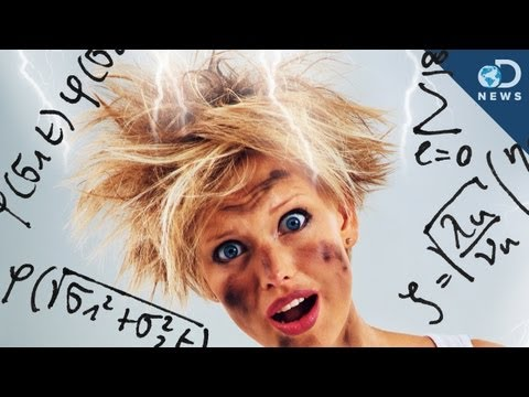 Shock Yourself To Get Better At Math