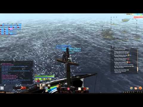 Archeage - Boat Rape