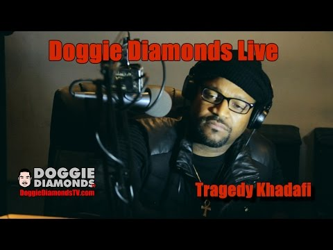 Tragedy Khadafi Reveals Him And Ghostface Are Cousins; Talks Elections, Favorite Producers
