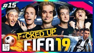 F*CKED UP FIFA 19 met COMMENTATOR DON en Jeremy, Joost, Duncan en Roedie | LOGS3 | #15