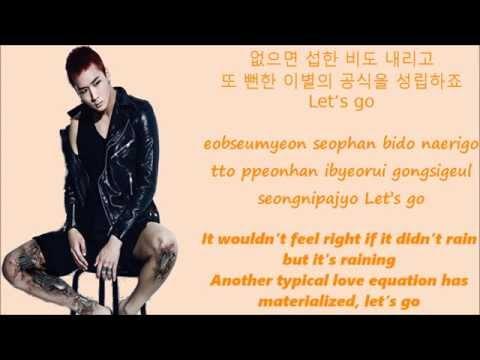 VIXX Love Equation[Han+Rom+Eng Lyrics]