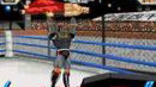 Kinnikuman Muscle Fight Movie - The Big Fight