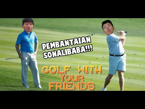 PEMBANTAIAN SONALIBABA - Golf With Friends Indonesia