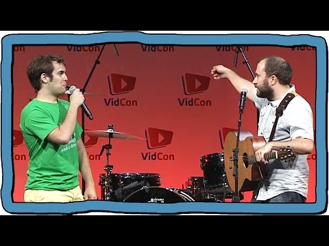 Really AMAZING Vidcon Performance Ruined by JACKSFILMS