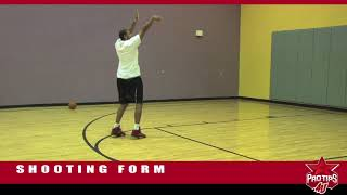 Jared Dudley Shooting Form