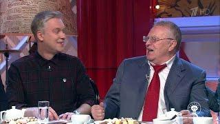 Лидер партии ЛДПР Владимир Жириновский оботношениях, завещаниях итяжелой жизни вГермании.