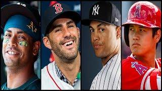 Top 6 Designated Hitters Entering 2019