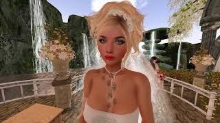 Liberty & Julie Second Life Wedding - 10.27.18