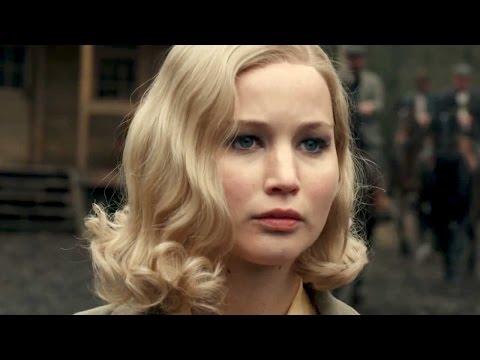 SERENA International Trailer (Bradley Cooper, Jennifer Lawrence)