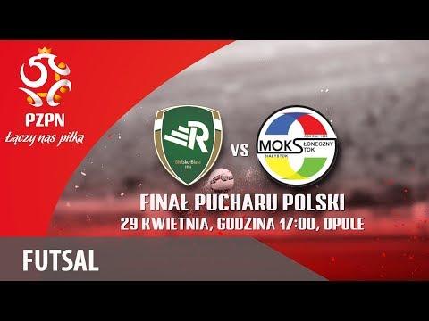 Halowy Puchar Polski: Rekord Bielsko-Biała - MOKS Słoneczny Stok Białystok