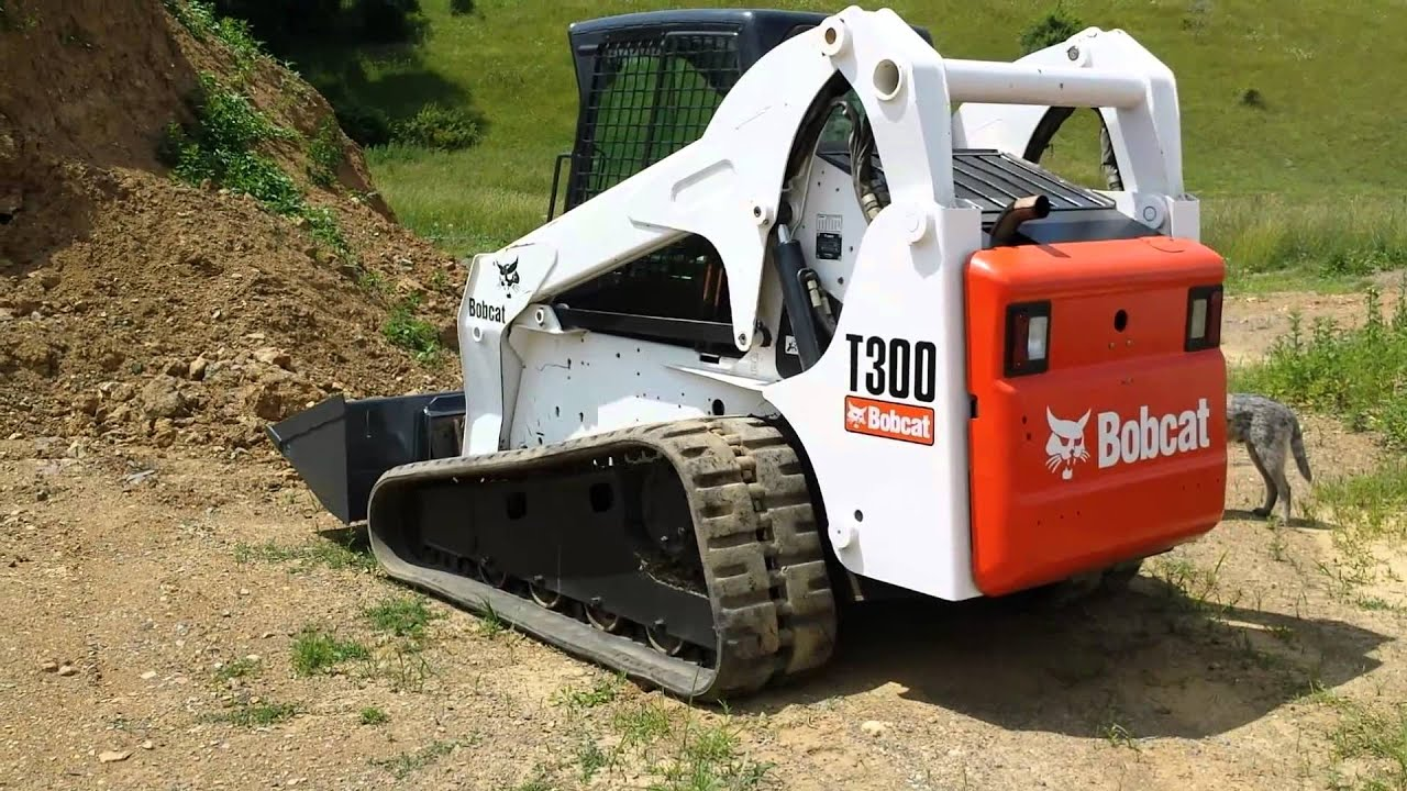 Viewing a thread - Bobcat T300...the good and the bad?