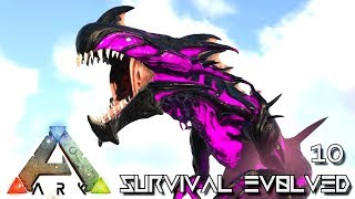 ARK: SURVIVAL EVOLVED - NAMELESS QUEEN & TUMULTUOUS SABER E10 !!! ( PUGNACIA PARADOS )