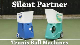 Silent Partner Tennis Ball Machines