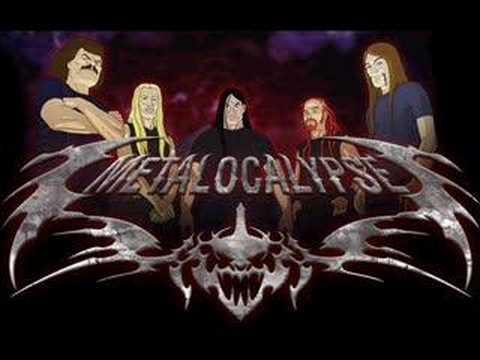Dethklok - Murdertrain a Comin
