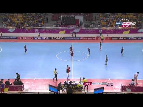 Portugal vs Japan - 2012 FIFA Futsal World Cup