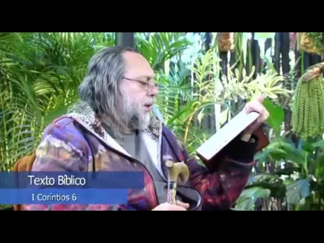 Novo Testamento de Carreirinha: 1ª aos Coríntios 6