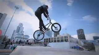 bmx\mtb contest in honor of the Victory Day (9 May 2013), Ekaterinburg