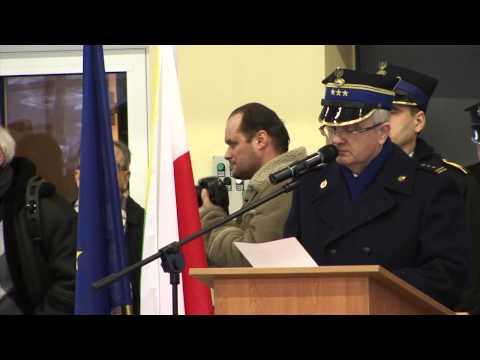 Otwarcie Strażnicy Jednostki Ratowniczo-Gaśniczej Nr 2 W Zielonej Górze
