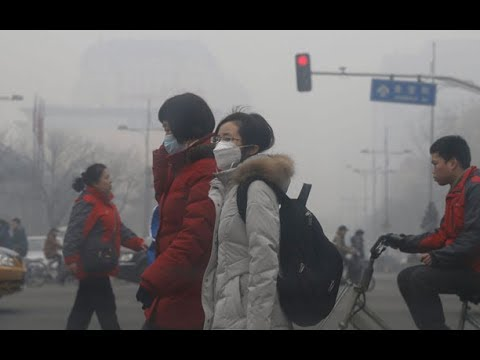China: Beijing suffers under smog for seventh day