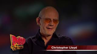 Pop Goes The Culture - CHRISTOPHER LLOYD Part 1 of 4