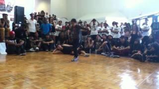 Battle Tactix 2012 - Kid Stylez & Fik-Shun vs Babywockee & Ricky