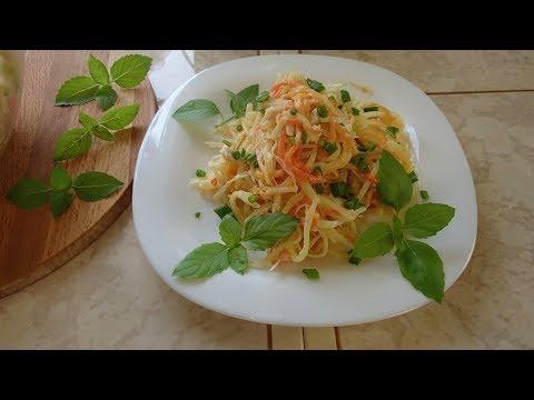 """Замечательный """"Башкирский салат"""" Очень вкусный!"""