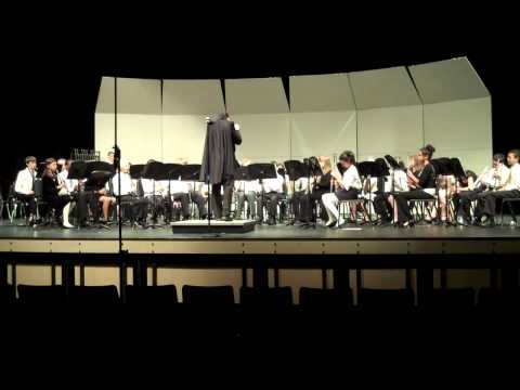 Falcon Creek Middle School Band 3 - Phantom of the Opera