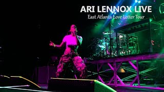 Dreamville's Ari Lennox Performs 'Backseat', 'Shea Butter Baby' + More Live | East Atlanta Love Tour