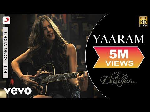 Yaaram Video - Emraan Hashmi Huma Kalki | Ek Thi Daayan