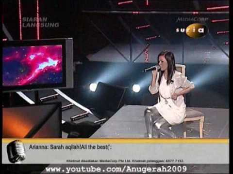 Anugerah 2009 Ep 4 - Top 8 Female Performance (23 June 2009) Part 2
