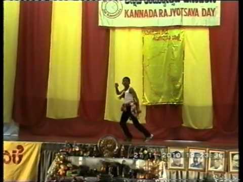 Yashas Dance for the song (Siktare Siktare Jothe Jotheyali)