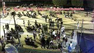 Tai nạn ở bờ kè Châu Ổ - Bình Sơn