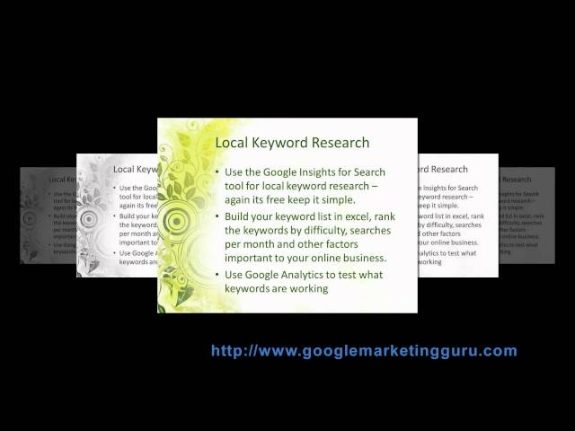 Easy To Follow Effective Keyword Research Tips