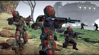 Planetside 2 56k Gaming Preview