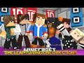 Minecraft Roleplay TIME LEAP #7 - LITTLE DONNY SAVES ONE DIRECTION!!!
