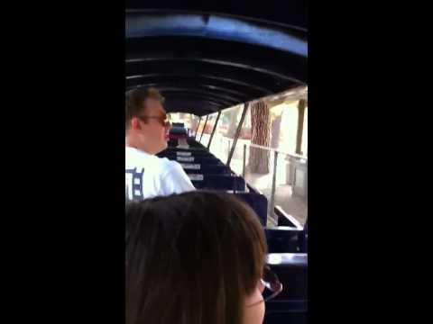 Travel Town train ride