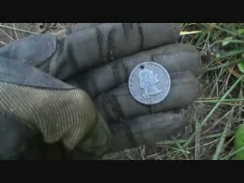 Metal Detecting -the Glory Hole video