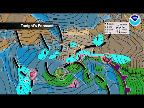 February 04, 2016 Alaska Weather Daily Briefing