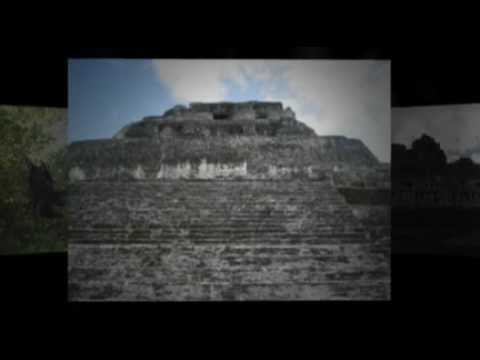 Xunantunich Maya Temple - Cayo District, Belize