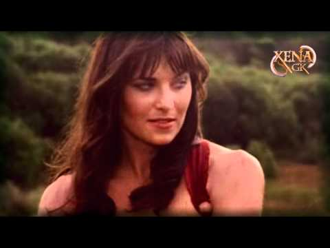 Xena Warrior Princess, Hercules, Ares and friends - In this life